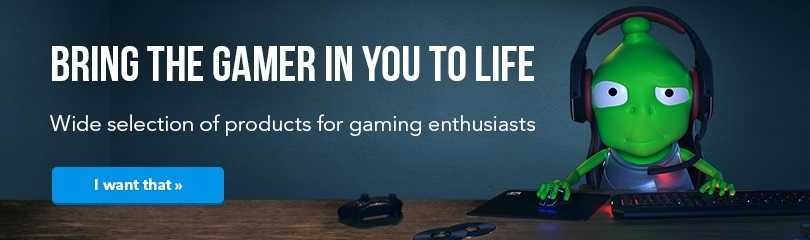 Bring the Gamer in You to Life