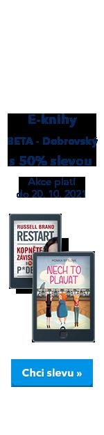 BETA - Dobrovský 50% sleva EK kniha