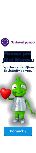 Pomoc pro Jižní Moravu