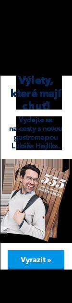 555 Výlety s Gastromapou Lukáše Hejlíka