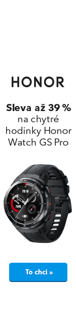 HONOR Watch GS Pro - ucho (pobídka)