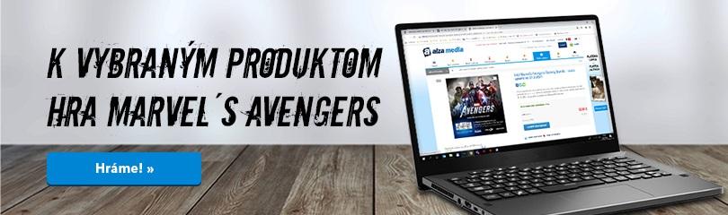 K vybraným produktom hra Marvel´s Avengers