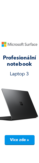 Profesionální notebook
