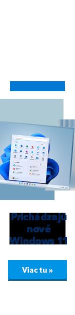 Windows 11 přichází