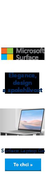 Elegance design a spolehlivost