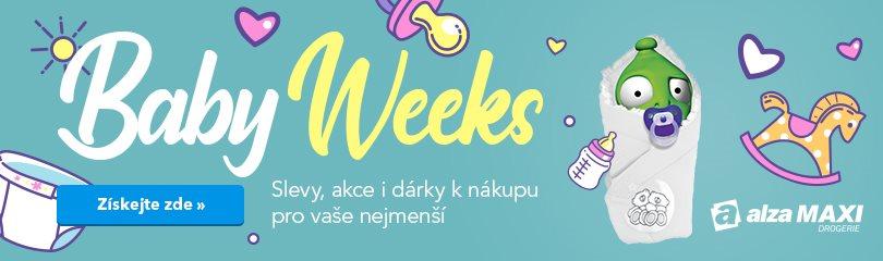 Baby weeks
