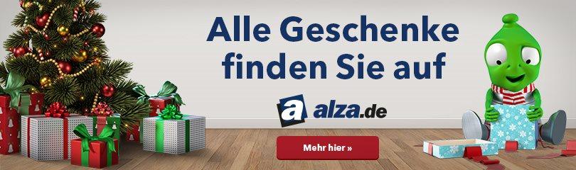 Alle Geschenke finden Sie auf alza.de