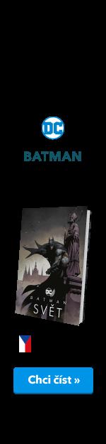 Batman Svět FKP kniha