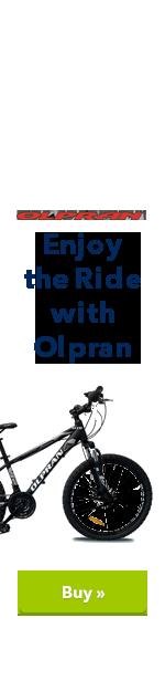 Bike by Olpran!