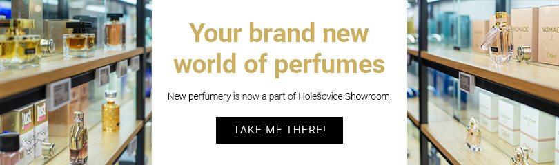 New world of perfumes