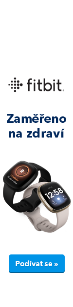 Fitbit - Zaměřeno na zdraví