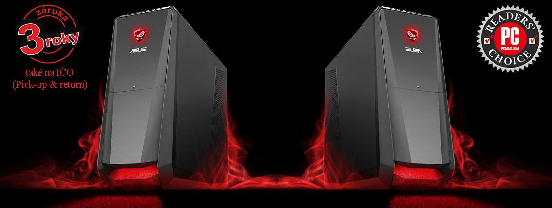 Počítač ASUS ROG TYTAN G30