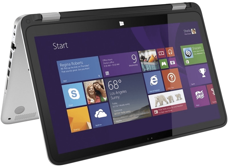 Tablet PC HP Envy 15-u000nc x360 Modern Silver