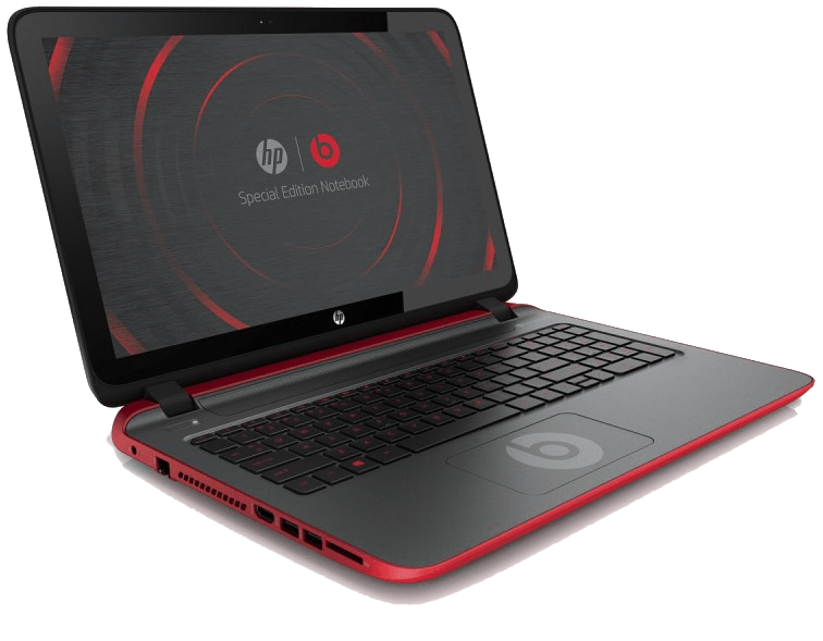 Notebook HP Pavilion 15-p020nc Touch Beats Edition