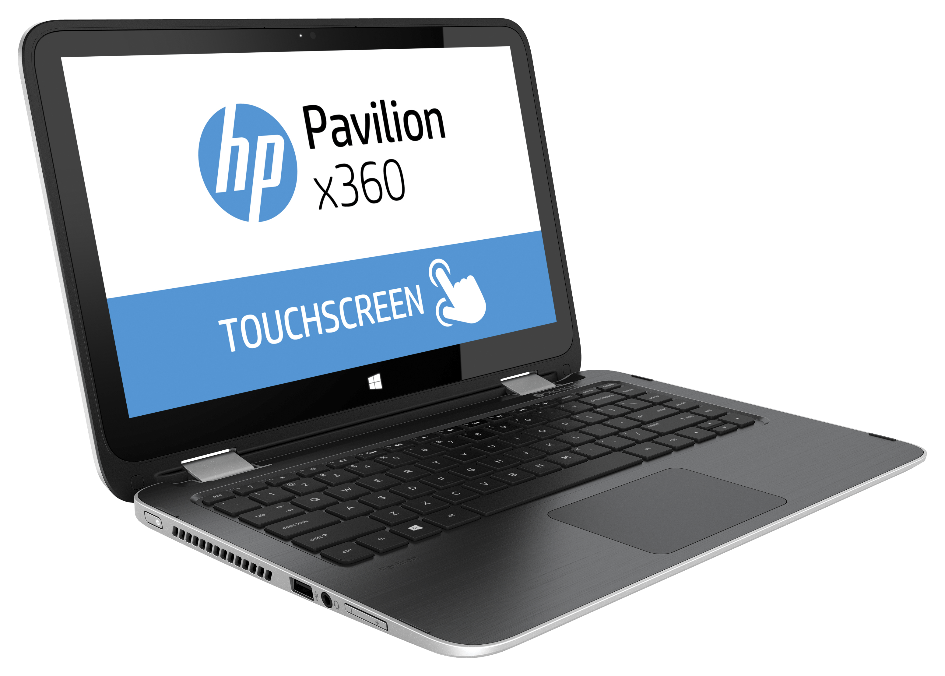 Tablet PC HP Pavilion 11-n000nc x360 Smoke Silvern