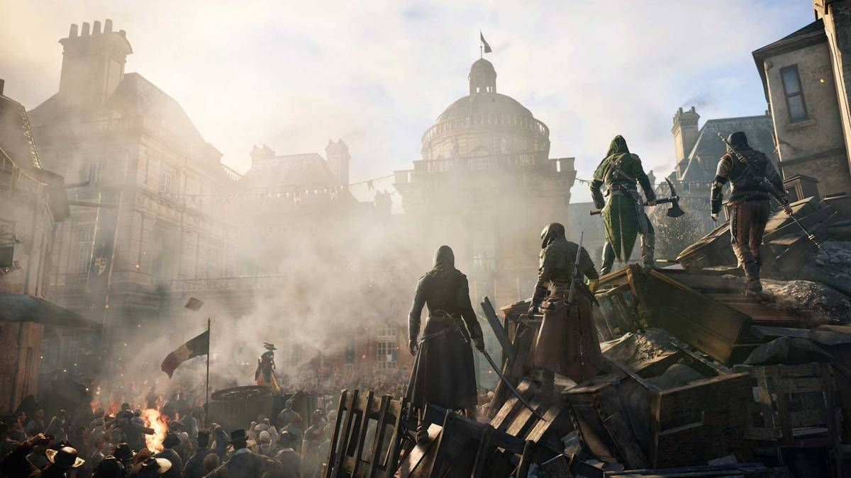 Assassins Creed: Unity CZ