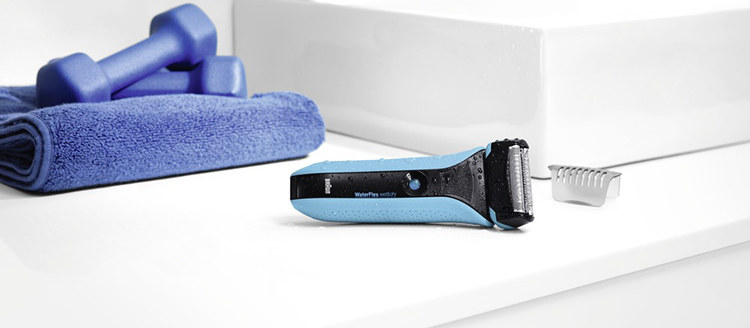 BRAUN WF2S Blue