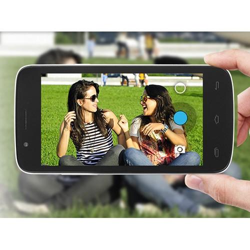 Prestigio MultiPhone 5453 DUO - fotoaparát