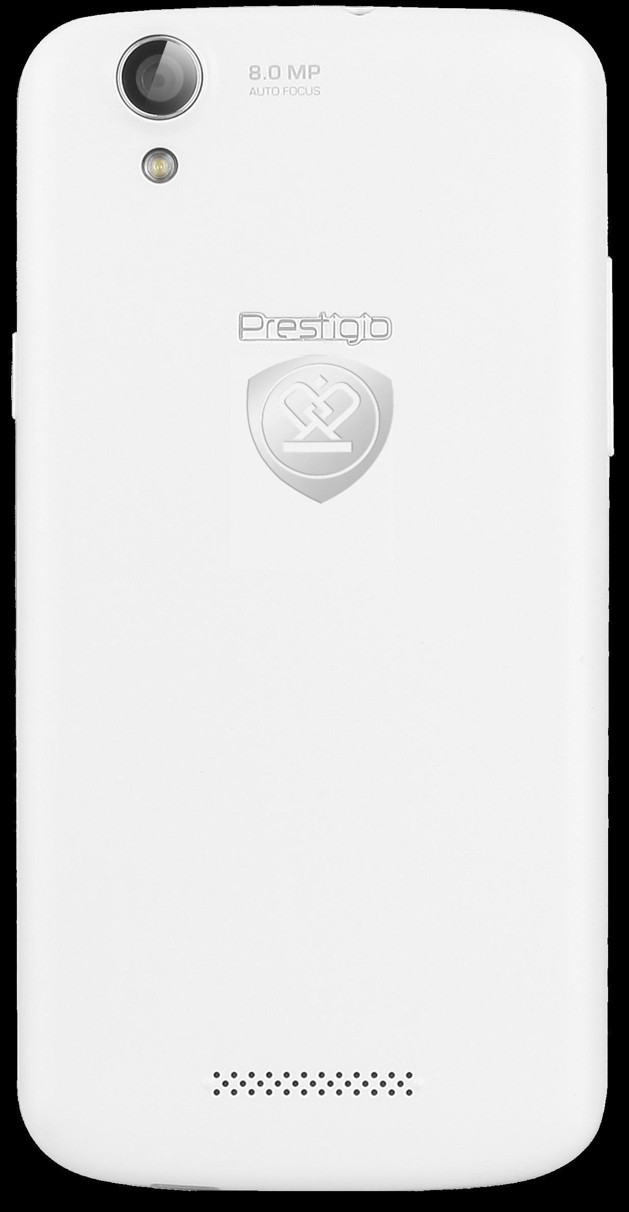 Prestigio MultiPhone 5453 DUO biely