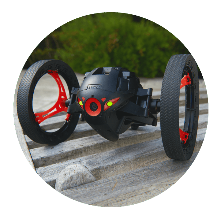 Drone Parrot Jumping Sumo