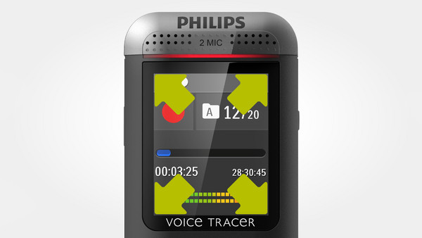 Philips DVT2500 black