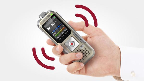 Philips DVT6500 stříbrný