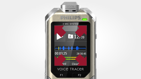 Philips DVT6500 silver