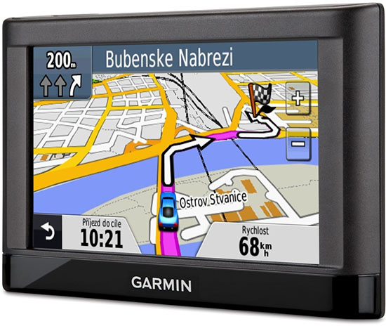 Garmin nüvi 44 Lifetime Europe45