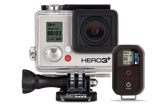 GOPRO HD HERO3 +
