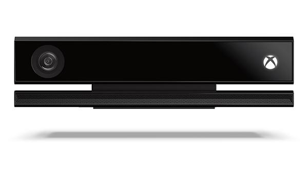One Xbox Kinect Sensor V2