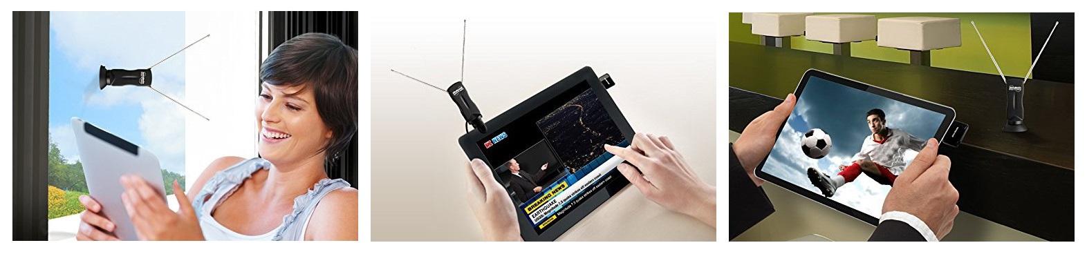 Externí USB tuner Aver TV Mobile