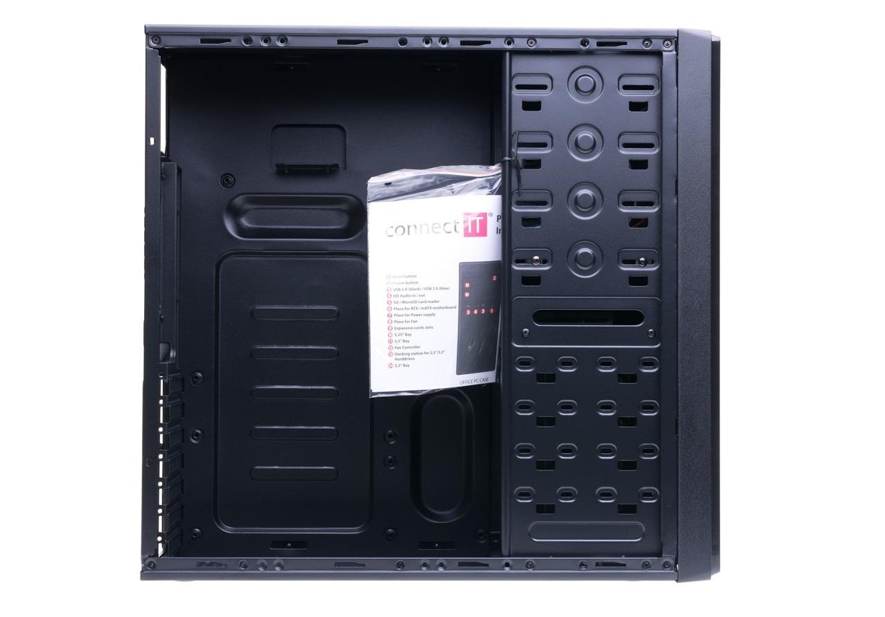 Počítačová skříň CONNECT IT Case Office