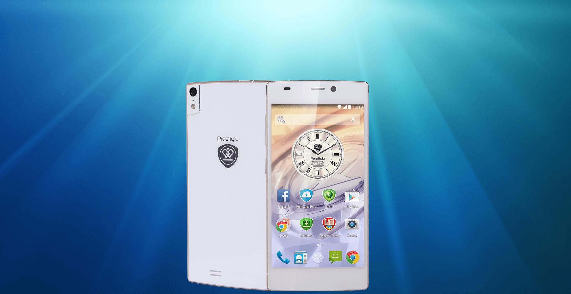 Prestigio MultiPhone 7557