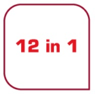 12 funkcií