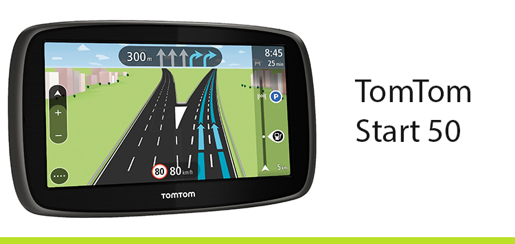 tomtom start 50 europe lifetime karten gps navi. Black Bedroom Furniture Sets. Home Design Ideas