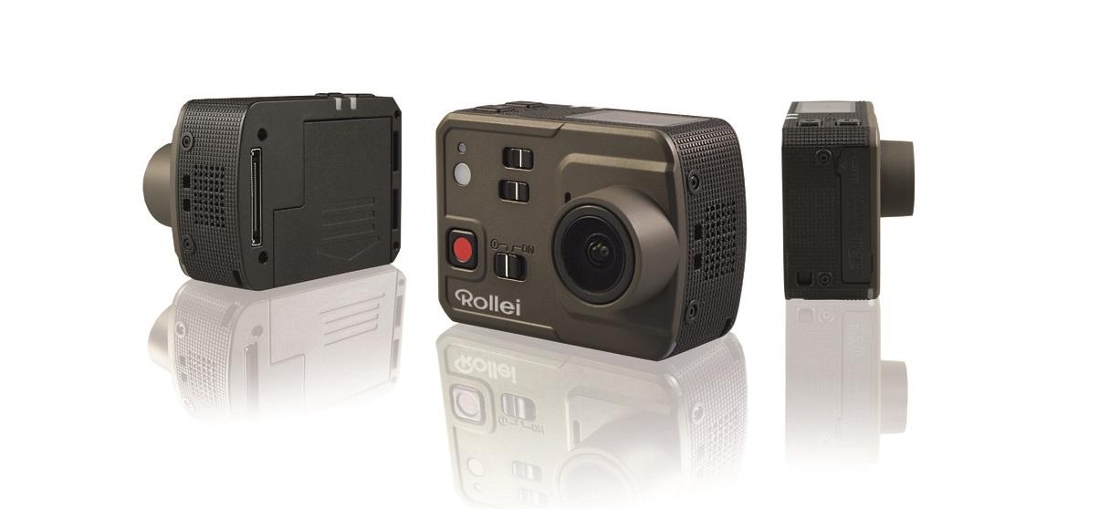 Digitální kamera Rollei Outdoor 7S WiFi