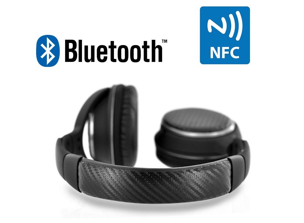 Spojení Bluetooth a NFC