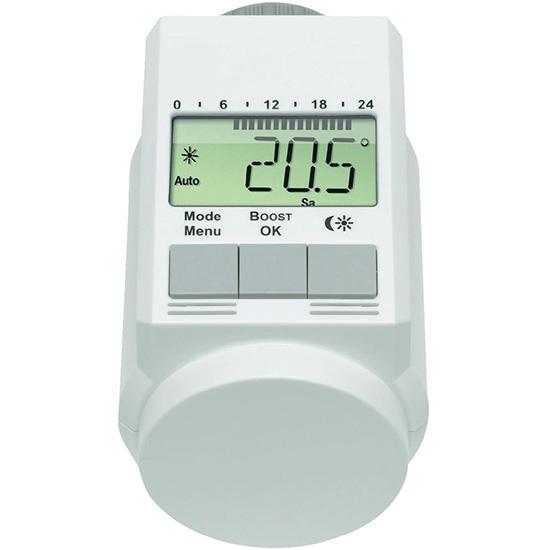 Conrad Programovatelná termostatická hlavice eQ-3 L