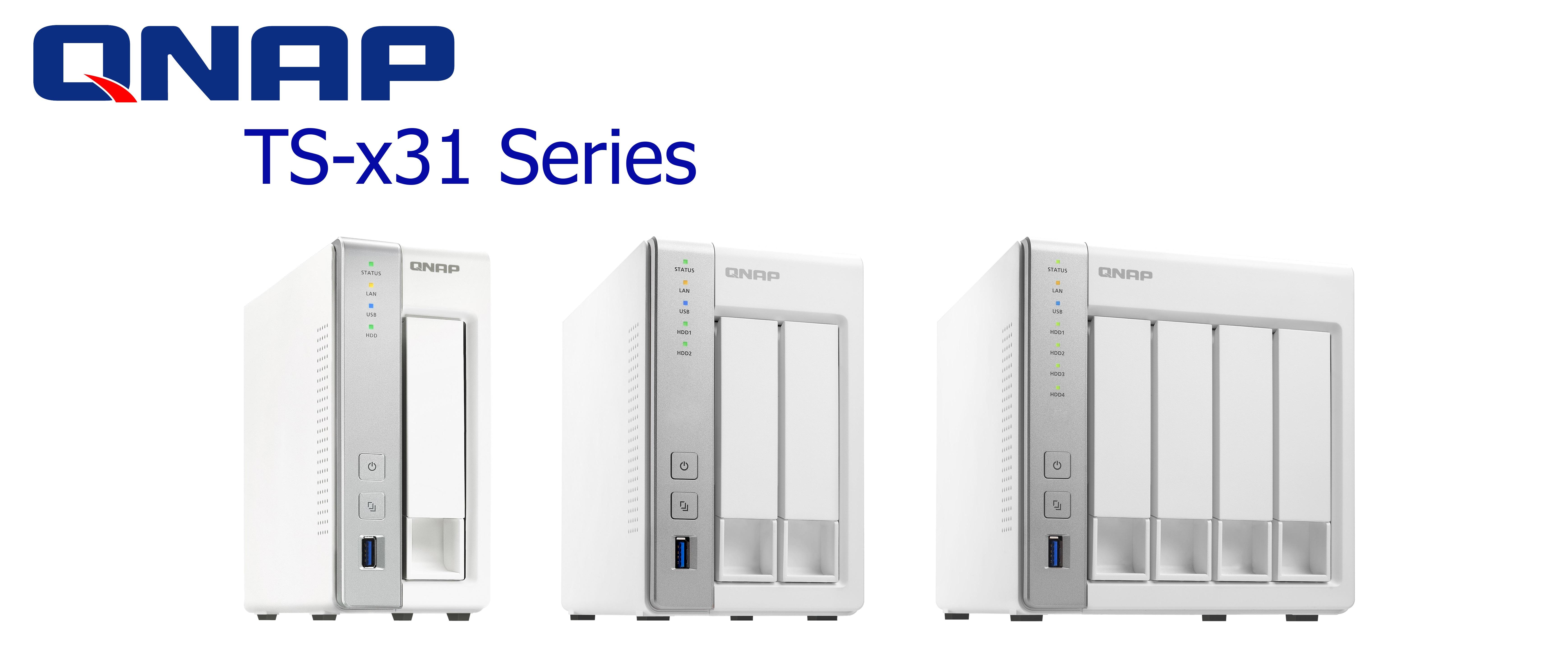 QNAP TS series