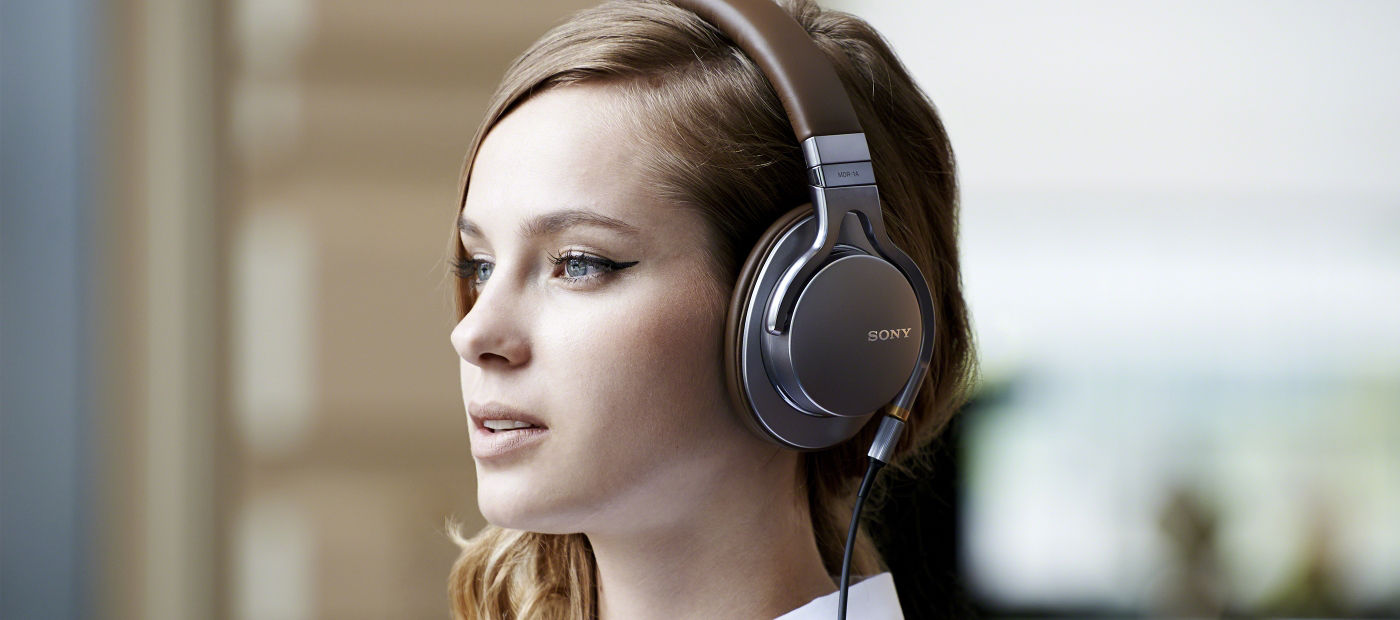 Sony Headphones MDR-1AB