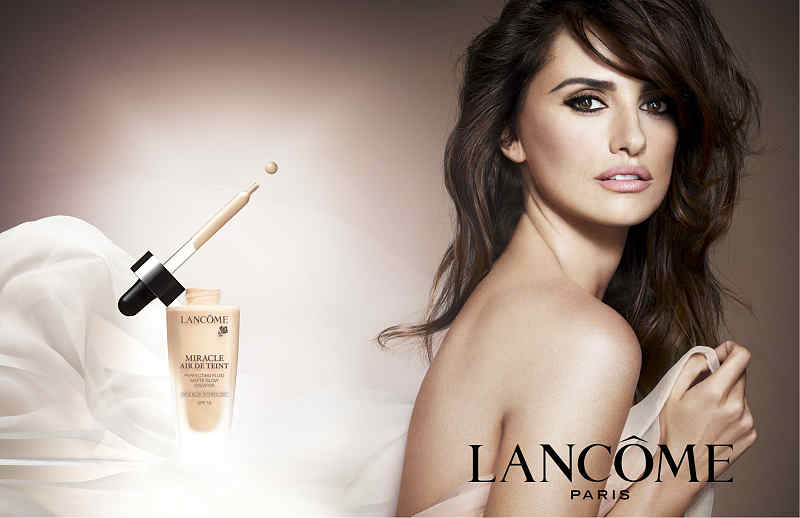 LANCOME Teint Miracle Air de Makeup SPF15 045 Sable Beige