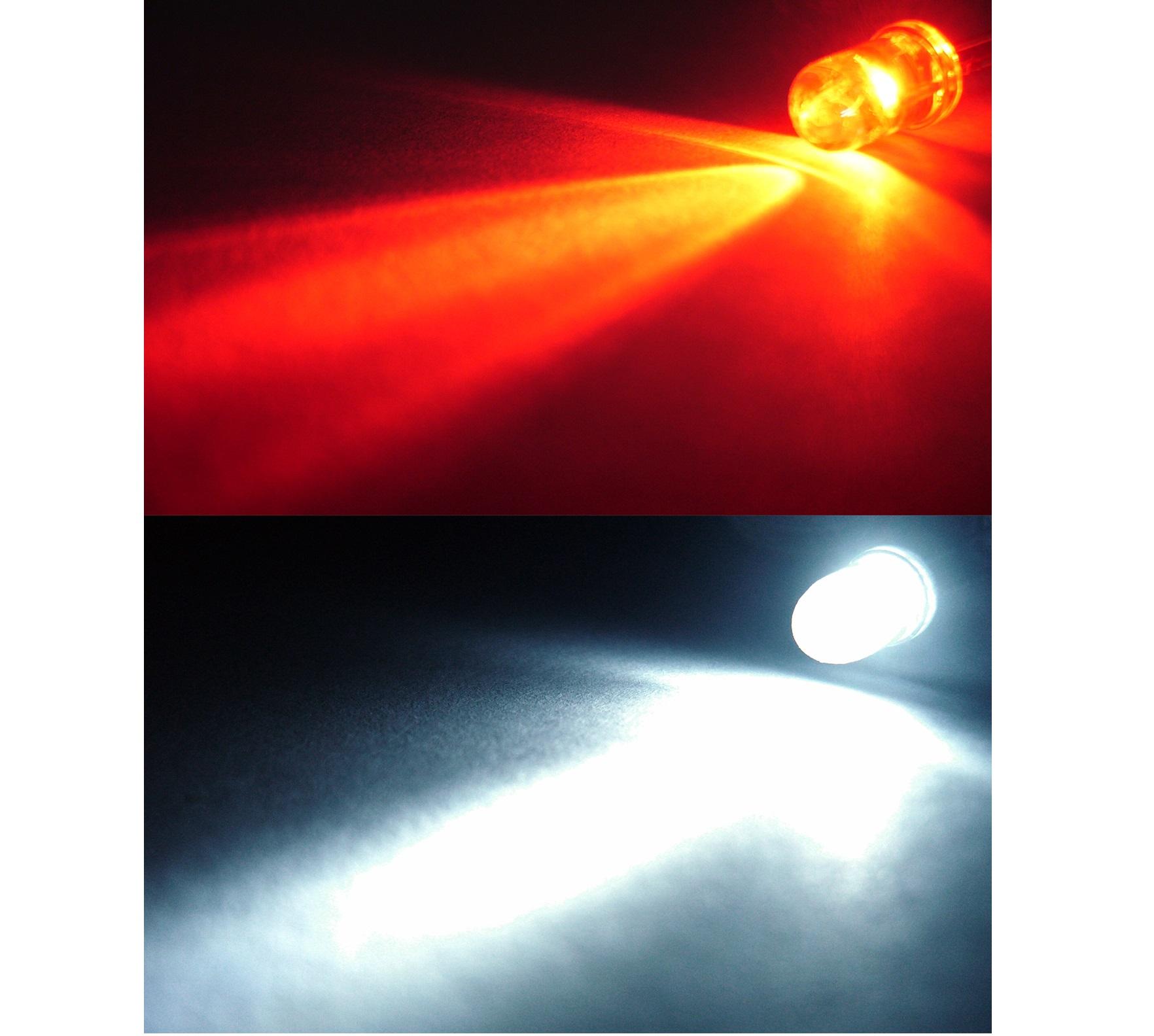 Barevné varianty světla