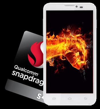 Prestigio MultiPhone 5300 DUO bílý - výkon