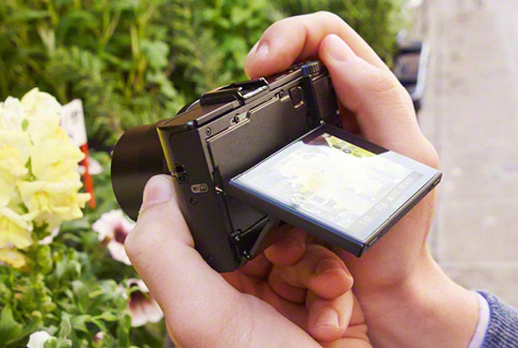 Sony DSC-RX100 Mark II
