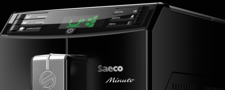philips saeco hd8763 09 minuto automatic coffee machine. Black Bedroom Furniture Sets. Home Design Ideas