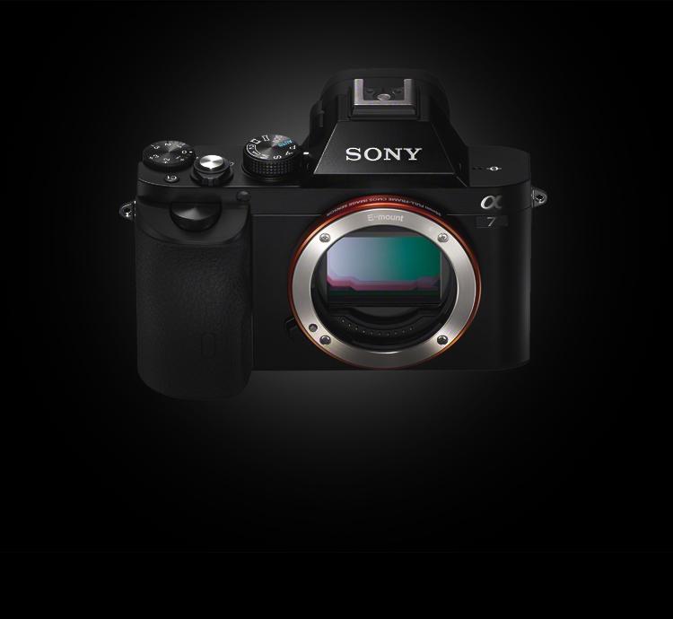 Sony Alpha photo
