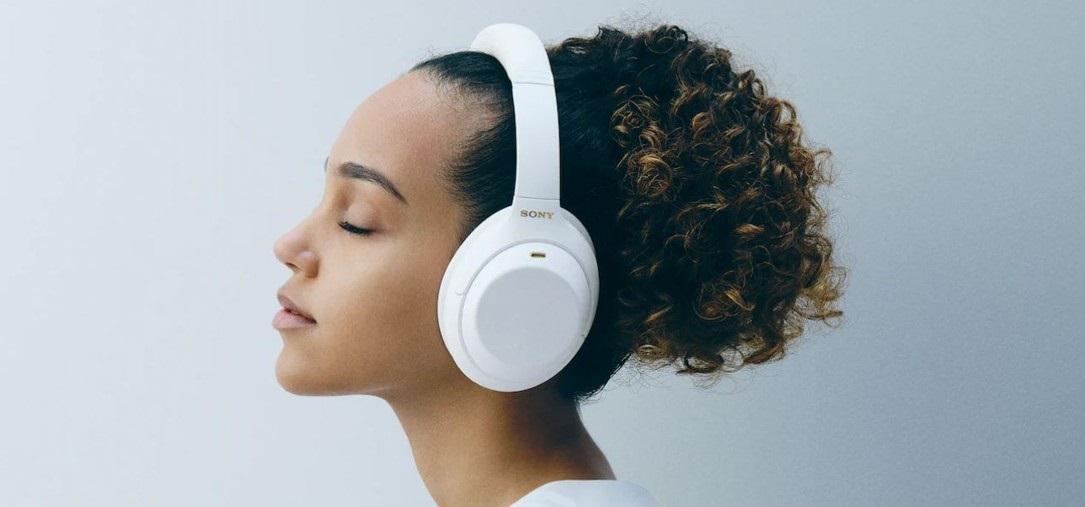 Headphones Sony - banner