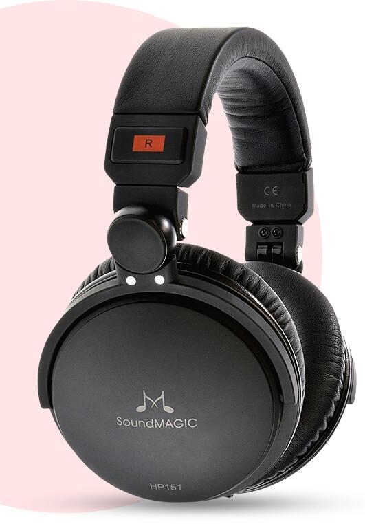 Sluchátka SoundMAGIC přes hlavu