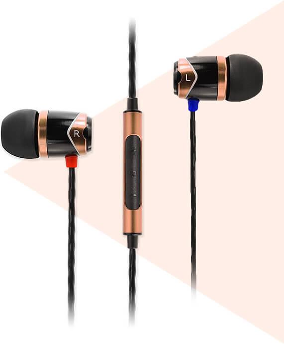 Sluchátka SoundMAGIC do uší