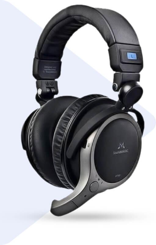 Sluchátka SoundMAGIC bezdrátová